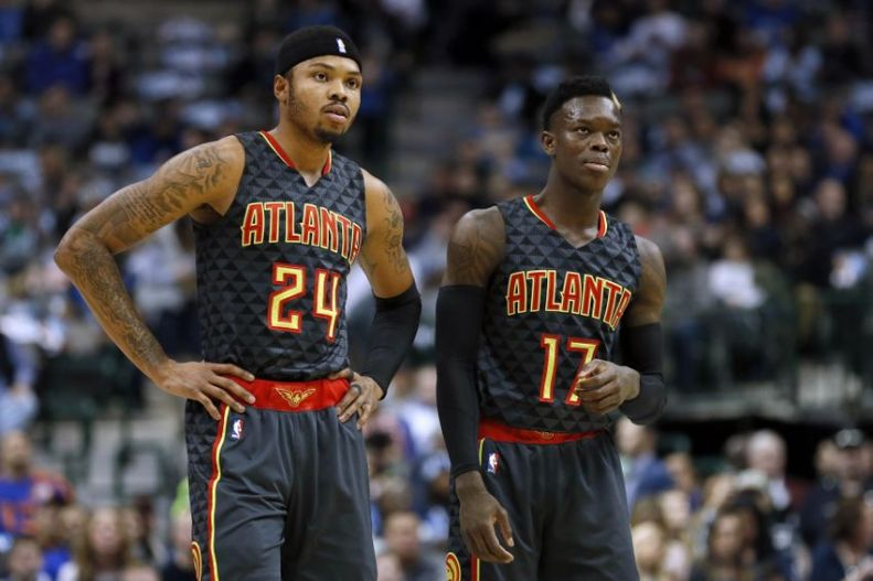 NBA: Atlanta Hawks at Dallas Mavericks